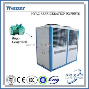 JZB Series Box Type Bitzer Air Cooled Condensing Unit for Refrigeration system