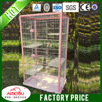 16 years Manufacurer sale welded wire mesh pet cat cage for sale cheap animal play pen