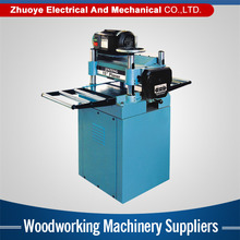 China Factory high efficiency CE/ISO9001 Electric mini planer thicknesser