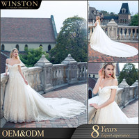 high-quality wedding dress shoulder accessory wedding dresses for big women