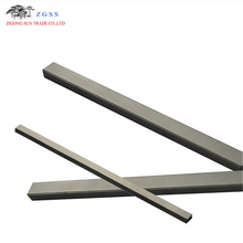 Mould pressing/die pressing cemented/tungsten carbide strips/bar blanks