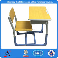 high school furniture student desks tables kids classroom comfortable adjustable school chair for sale