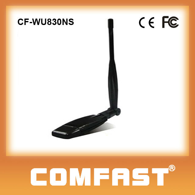 Original COMFAST OEM Manufacotory Wireless usb adapter support HDTV and windows 8/7/Vista/XP/Linux,Max COMFAST CF-WU830NS