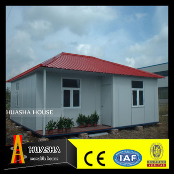 Easy assembly small inexpensive mobile modular homes