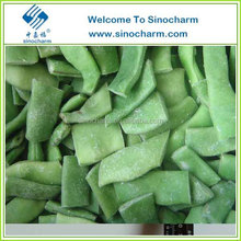 Chinese Beans IQF Frozen Romano Bean