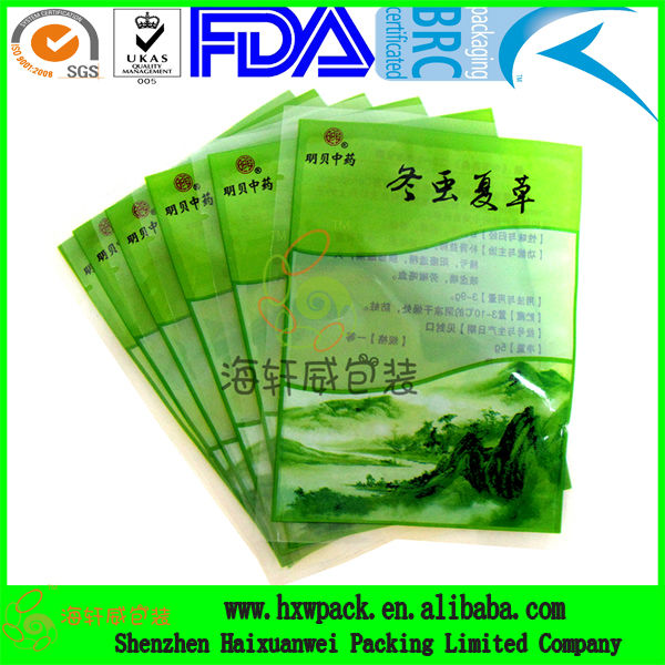 high quality pharmaceutical packaging sachets