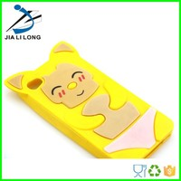 Silicone custom phone cases for iphone4,4s