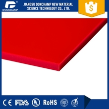 High-grade dental pmma plexiglass perspex elegant acrylic sheet 100% virgin acrylic material
