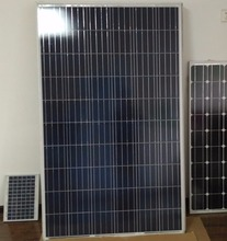 Grade A and best price 250w 255 watt 260w 265w 270w 280w photovoltaic polycrystalline black solar panel from china manufacturers