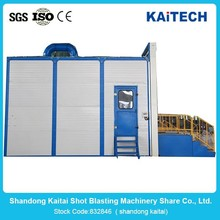 Kaitai used laser rust removal sand blasting machine
