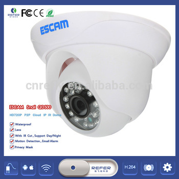 2016 Hidden camera ESCAM QD300 High quality camera ip with low price