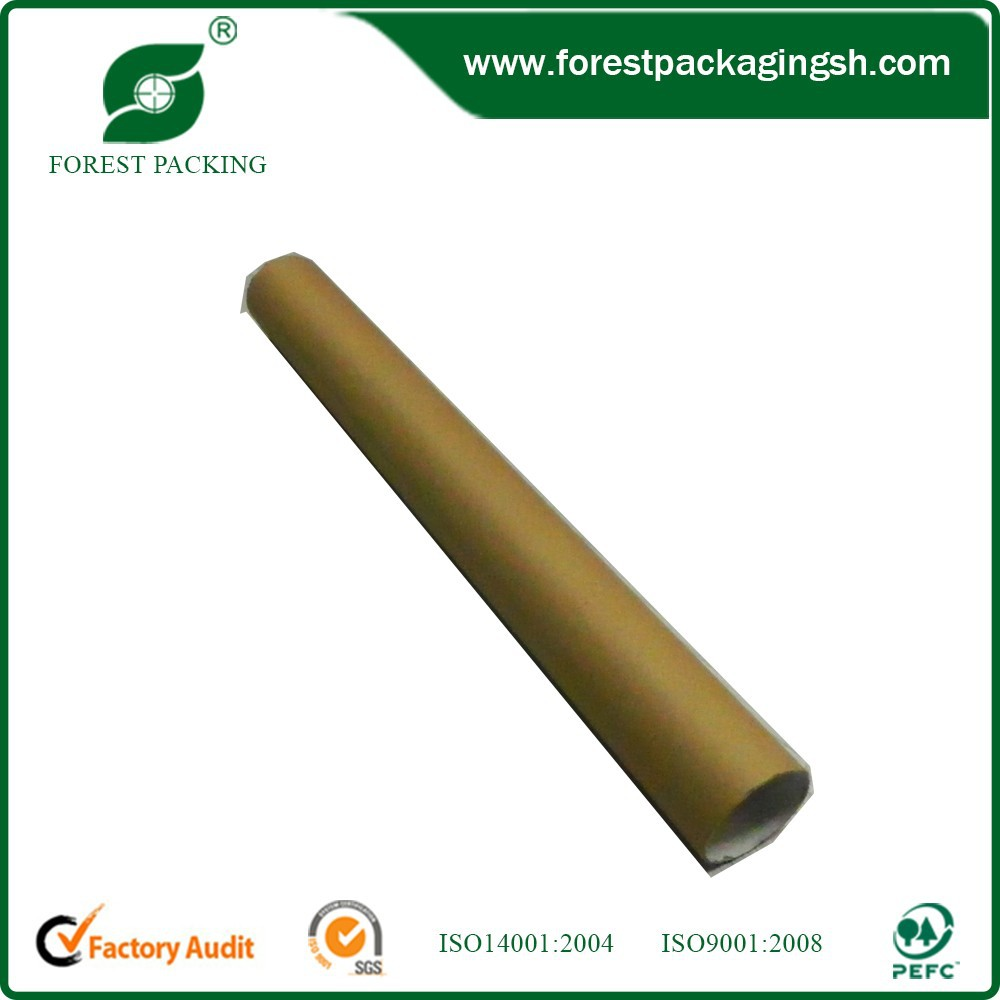 2015 brown kraft paper tube in china buy kraft paper for Kraft paper craft tubes