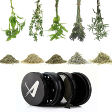 high quality China wholesale 4 piece aluminum herb grinder , weed vaporizer