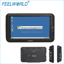 FEELWORLD 7 inch tablet with Lan Port RJ45 USB Host 1.1 Mini USB 2.0 RS232 input
