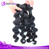 Brazilian body wave human hair weaving wholesale 7a top quality 100% virgin brazilian hair weave