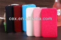 COLOUR PU LEATHER FLIP CASE COVER FOR SAMSUNG GALAXY S3 I9300 SCREEN PROTECTOR