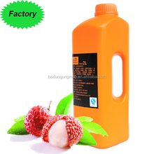 High quality Professional production of fruit syrup Concentrated Litchi Juice