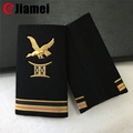 Cheap custom shoulder fring epaulettes military uniform epaulette
