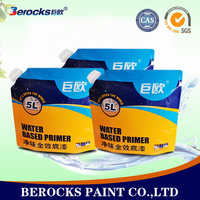 Excellent waterproof anti-yellowing interior wall paint