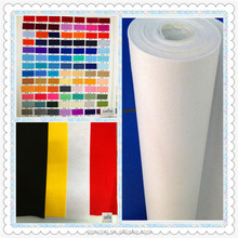 China manufacture Nonwoven 100% Polyester felt embroidery for garment/bag/box