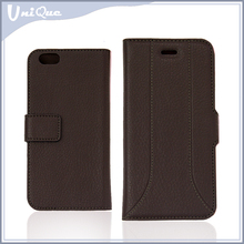 Leather wallet flip case mobile phone cover for i6 for zte max n9520 for nokia lumia 720 for sony xperia neo l mt25i