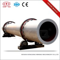 Low price high capacity lignite coal rotary dryer