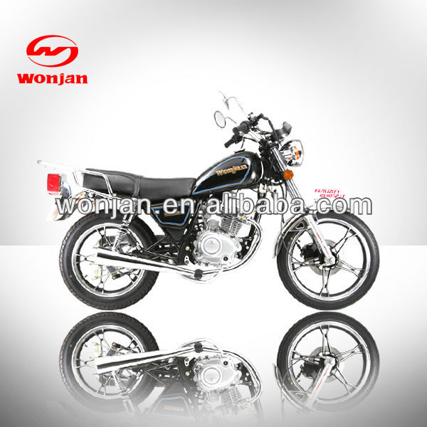 2013 Chongqing Best selling Motorcycles for Sale( WJ125-2)