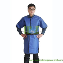 Durable medical x-ray lead apron & radiation protection suit MSLLJ01-L