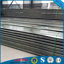 Steel truss decking sheet TD4-170 used in construction of slope roof structure high intensity and the plate corrosion protection