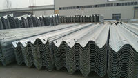 Road safety barrier highway guardrail for sale