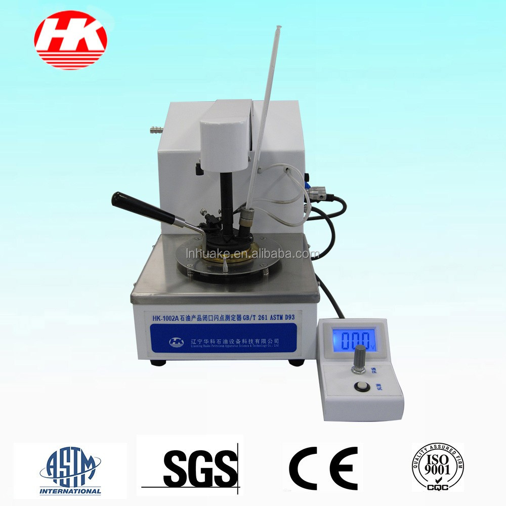 HK-261A Petroleum Oil flash point testing equipment