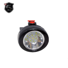 KL2.5LM-A LED Mining Cap Lamp 128g Light Weight LED cordless Miners Head Lamp