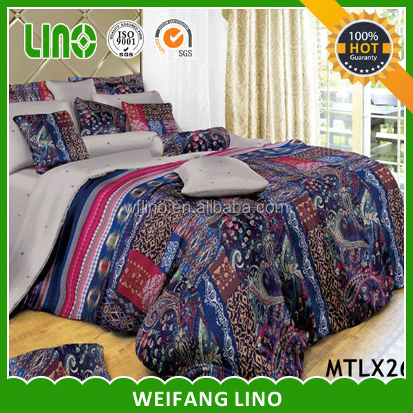 100% polyester cheap price guangzhou duvet cover