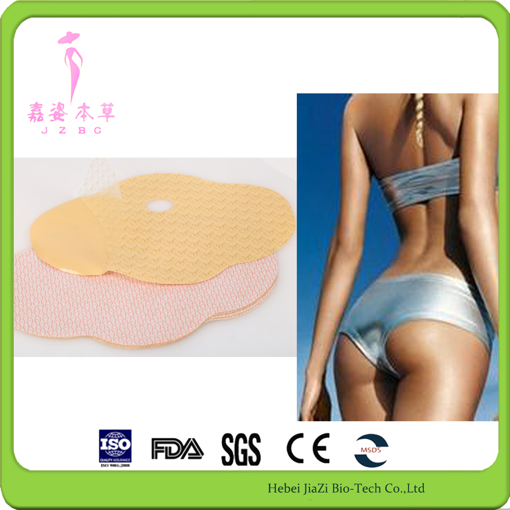 effective fat reducing magnetic navel belly slim patch for obesity