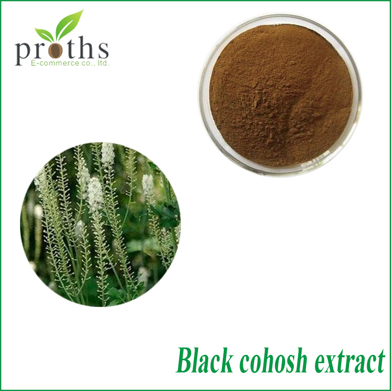 ISO certification 100% original black cohosh root rxtract
