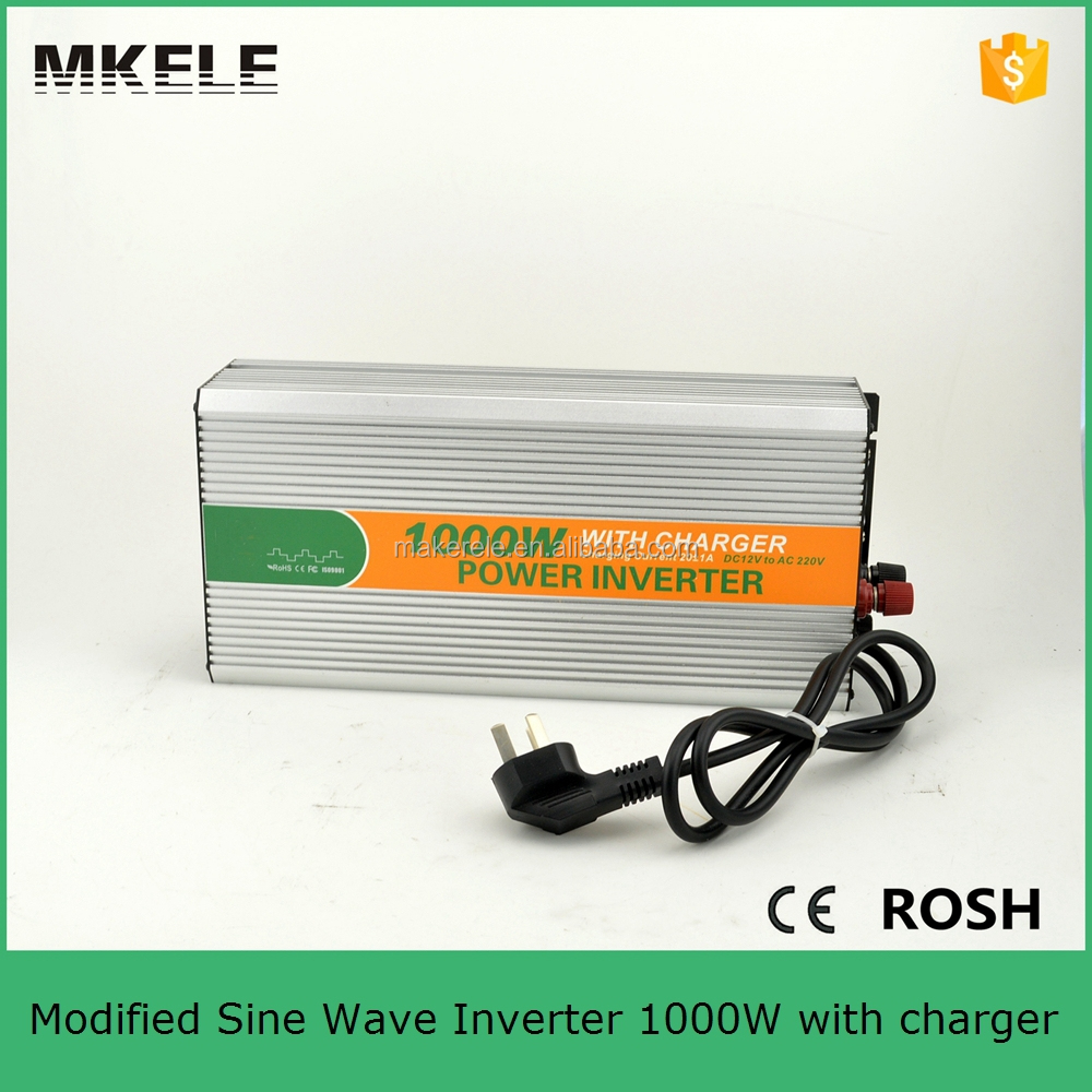 MKM1000-481G-C 1kw solar inverte micro grid tie inverter,1000w power inverter with battery charger