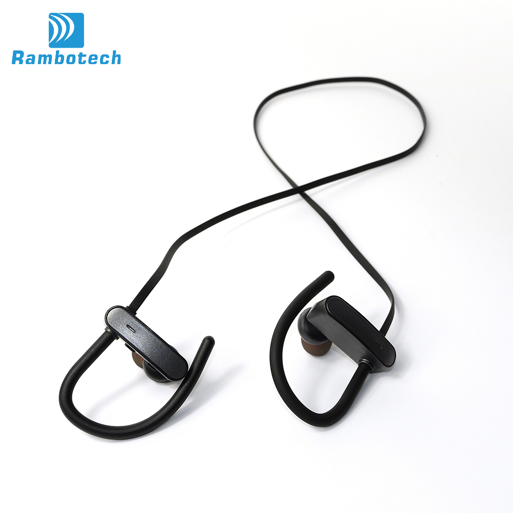 HQ wireless headset with removable mic,RU10 wireless noise cancelling sport headphone,foldable wireless headset with bluetooth