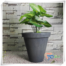 Most Popular custom foam cement cheap flower pot