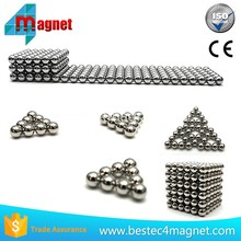 Cheap D3mm D5mm D10mm Sintered NdFeB Rare Earth Magnet Ball