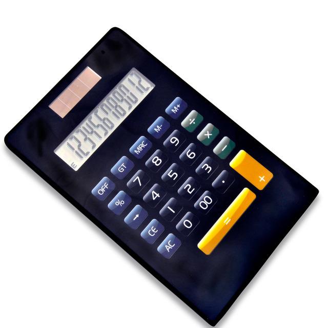 12 Digital Solar Finance Calculator, Novelty Electronic Product