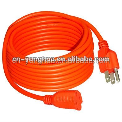 Guaranteed quality CUL Listed SJTW 100 feet long extension cords