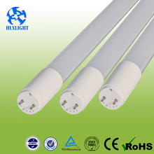 1400-1500lm 15w led tube light with uniformity luminance for factory