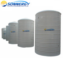 Stainless Steel 304 316 water storage solar hot water tank