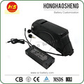 Customized 48v rechargeable 18650 e-bike/golf cart battery pack