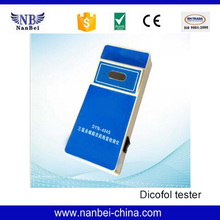 Portable Dicofol Pesticide Residue tester for Food, Grain