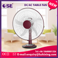 Factory price 18 inch high quality strong wind plastic table fan