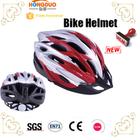 Factory price ABS foam bicycle helmet cycling with visor