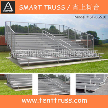 arena portable indoor table tennis,games multi-purpose retractable folding chair,bleacher for multifunction sports use
