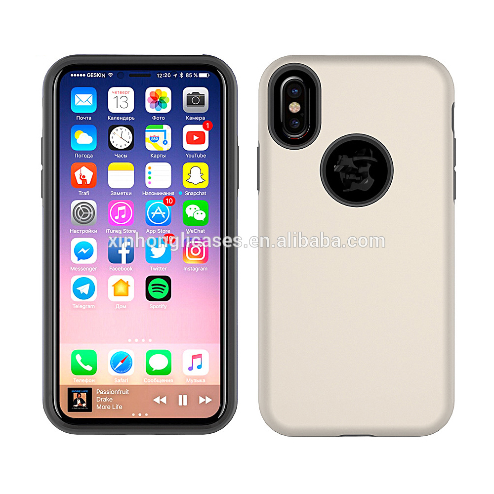 New Design Full Protective Case Customized Printing tpu case for iphoneX