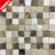 Blended Broken Square Marble Mosaic